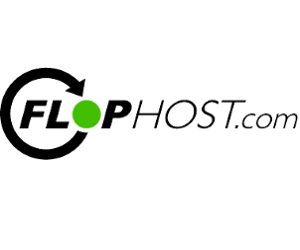 Web Hosting for $10 / month at FlopHost.com